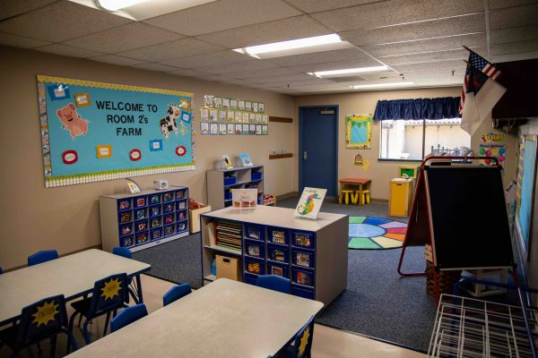 PS Threes Room